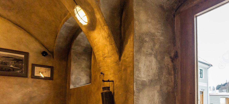 Slider - Rekonstrukce Lesovny